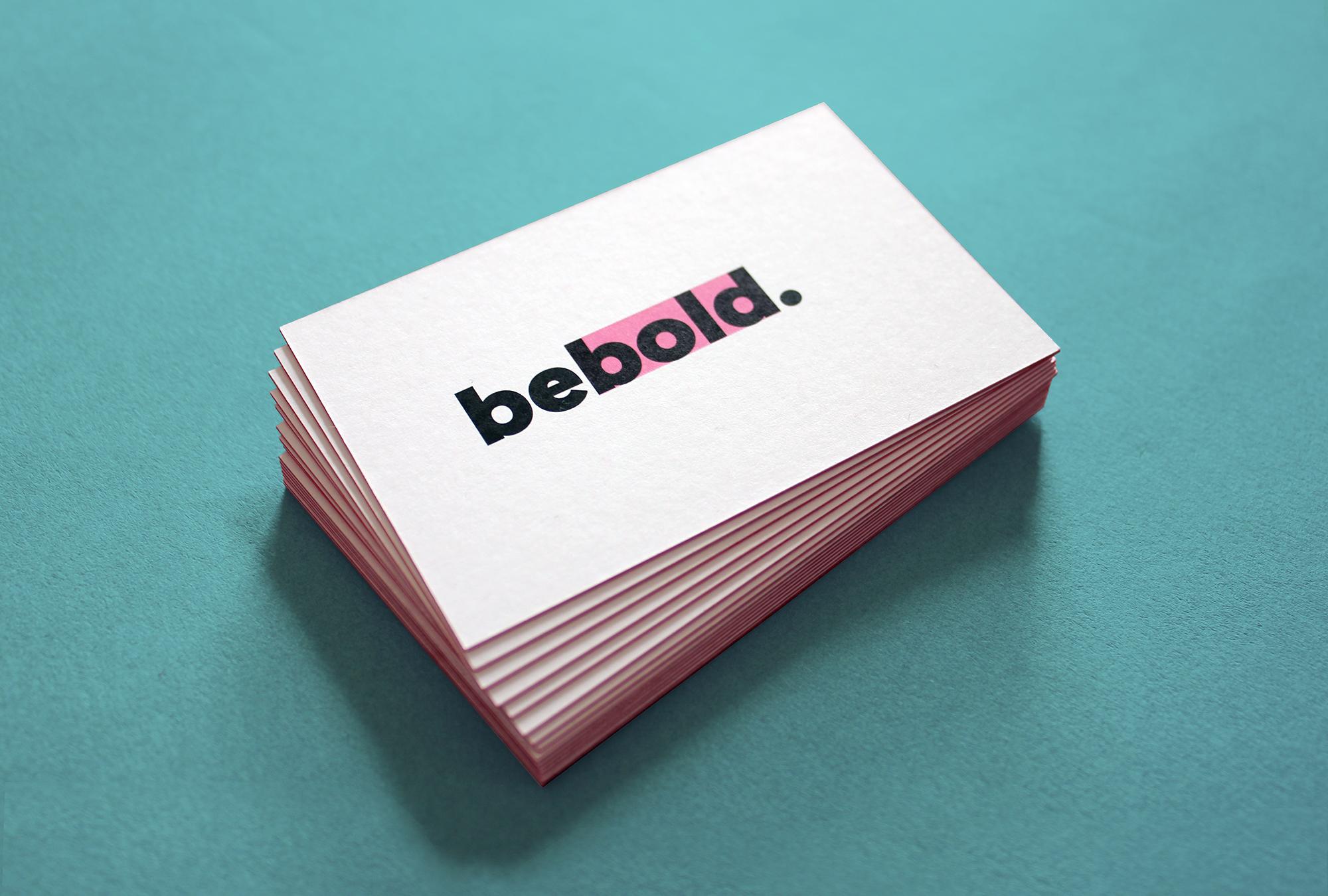 BeBold_BusinessCards_Stack_4